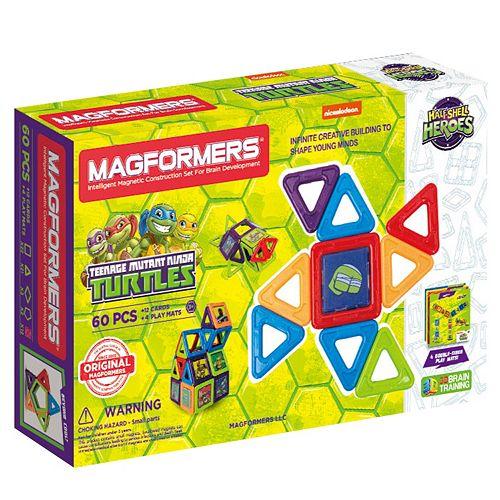 Magformers 60-pc. Teenage Mutant Ninja Turtles Set