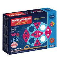Magformers 42-pc. Math Set