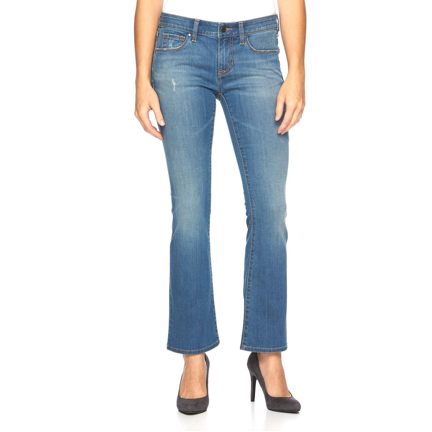 Womens Apt. 9? Modern Fit Shaping Bootcut Jeans