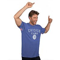 Hands High Chicago Cubs Underarm Logo Tee