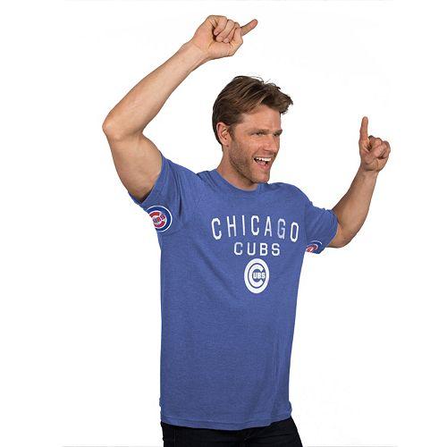 Hands High Chicago Cubs Underarm Logo Tee