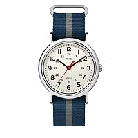 Timex Unisex Weekender Striped Watch