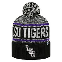 Adult Top of the World LSU Tigers Heezy Skate Hat