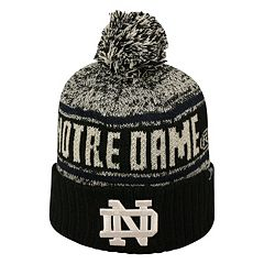 Adult Top of the World Notre Dame Fighting Irish Heezy Skate Hat