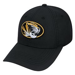 Adult Top of the World Missouri Tigers Aerocool Adjustable Cap