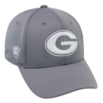 Adult Top of the World Georgia Bulldogs Bolster One-Fit Cap