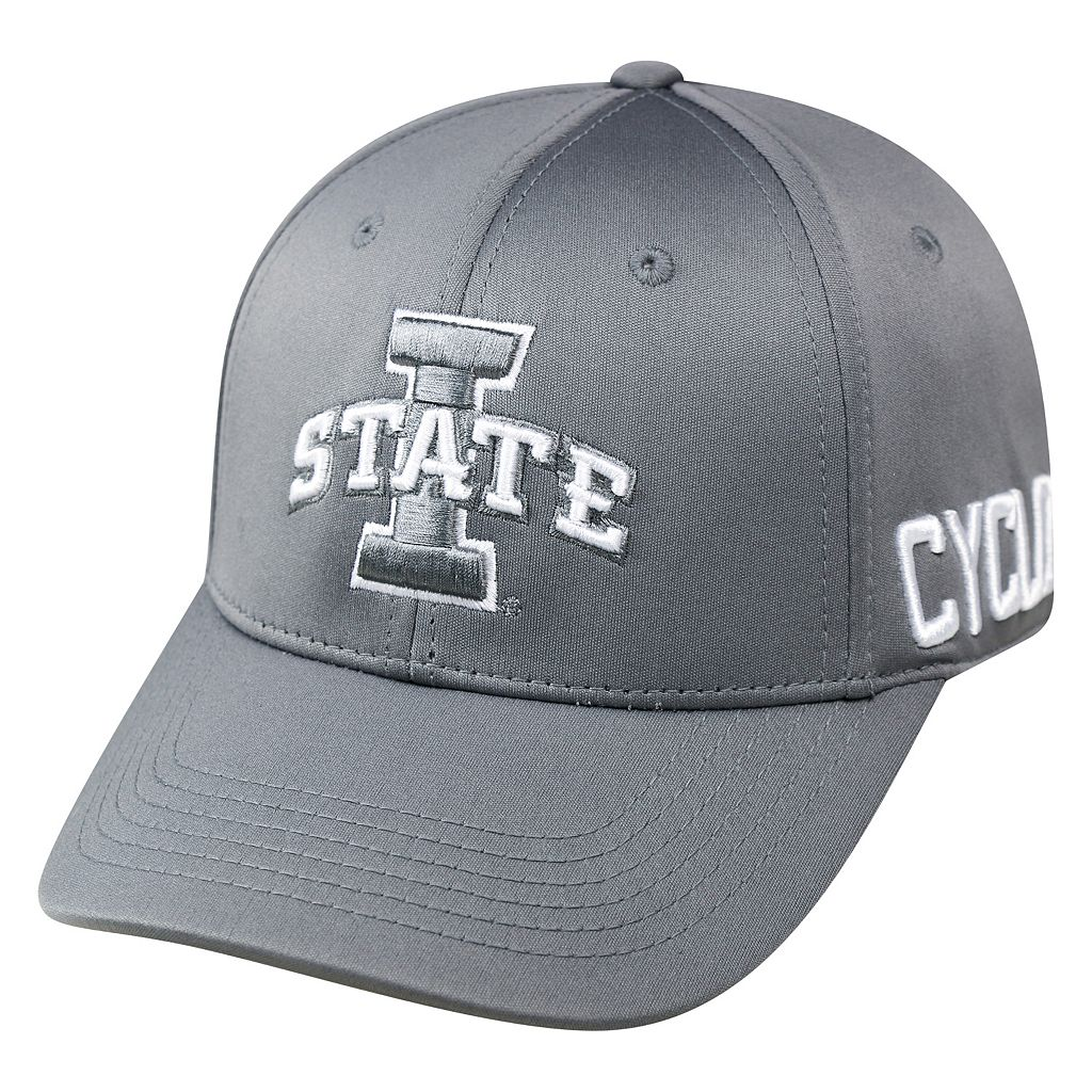 Adult Top of the World Iowa State Cyclones Bolster One-Fit Cap