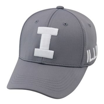 Adult Top of the World Illinois Fighting Illini Bolster One-Fit Cap
