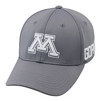 Adult Top of the World Minnesota Golden Gophers Bolster One-Fit Cap