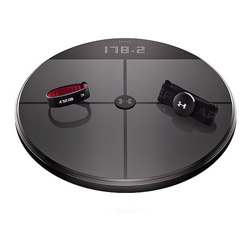 Under Armour HealthBox Connected Fitness System, Black