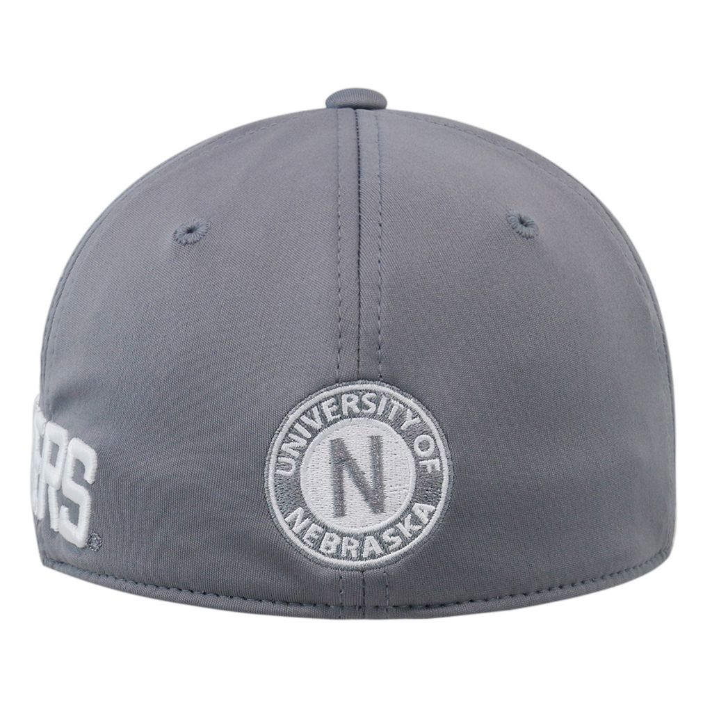 Adult Top of the World Nebraska Cornhuskers Bolster One-Fit Cap