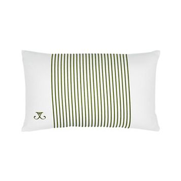 Jill Rosenwald Arrows Throw Pillow