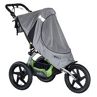 BOB 2016 Fixed Wheel Single Stroller Sun Shield