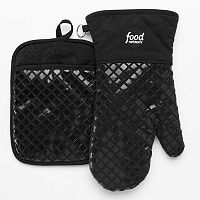 Food Network™ Silicone Oven Mitt & Potholder Set