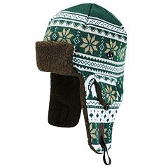 Adult Top of the World Michigan State Spartans Trapper Hat