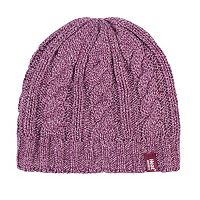 Women's Heat Holders Cable-Knit Thermal Beanie