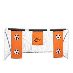 Skywalker Sports 9-ft. x 5-ft. Soccer Goal with Practice Banners