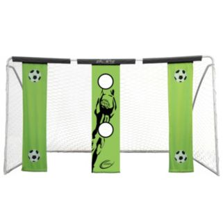 Skywalker Sports 12-ft. x 7-ft. Soccer Goal with Practice Banners