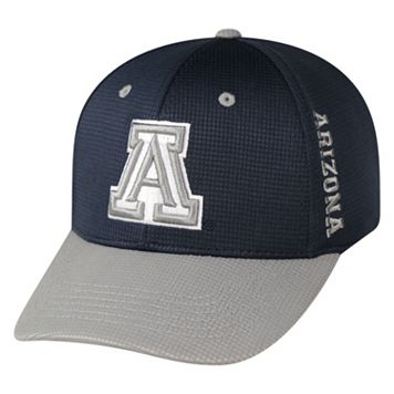 Adult Top of the World Arizona Wildcats Booster Plus One-Fit Cap