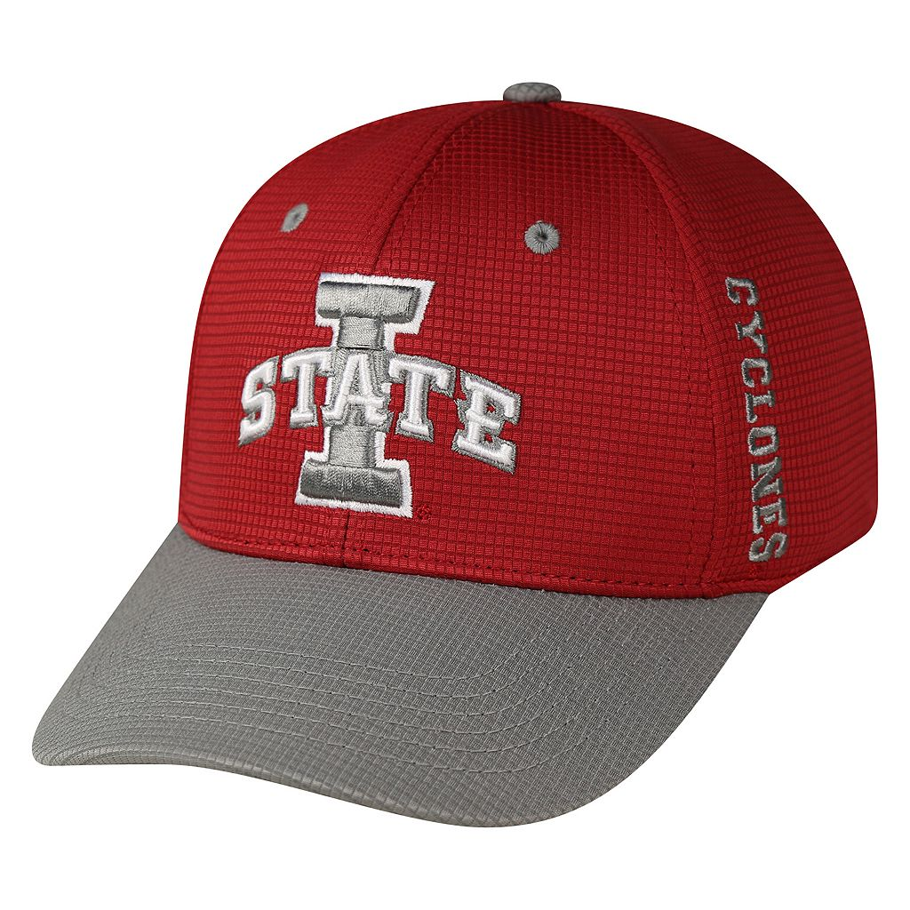 Adult Top of the World Iowa State Cyclones Booster Plus One-Fit Cap