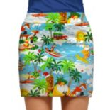 Women's Loudmouth Golf Palm Tree Skort