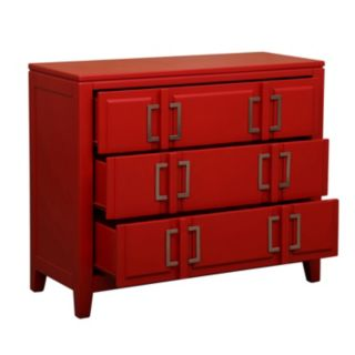 Morley Metal 3-Drawer Storage Cabinet