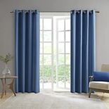 Madison Park Mission 3M Scotchgard Outdoor Window Curtain