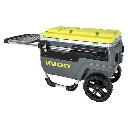 Igloo All-Terrain Trailmate 70-Quart Wheeled Cooler