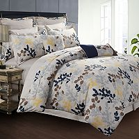 Barcelona Egyptian Cotton 12-piece Bed Set