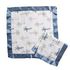 aden by aden + anais 2-pk. Muslin Security Blanket