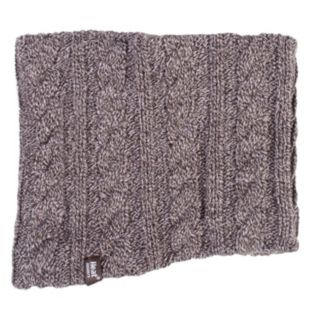 Heat Holders Cable-Knit Neck Warmer
