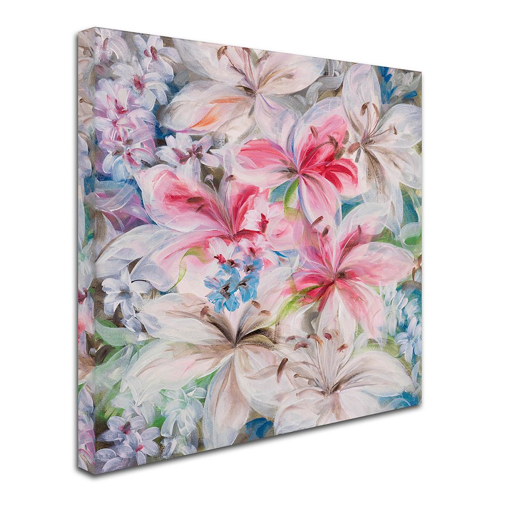 Trademark Fine Art Canvas Wall Art