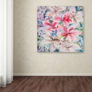 Trademark Fine Art Canvas Wall Art