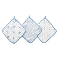 aden by aden + anais 3 pkMuslin Washcloths
