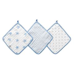 aden by aden + anais 3 pkMuslin Washcloths