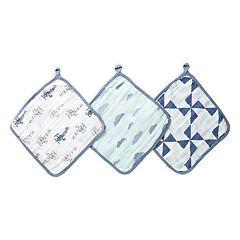aden by aden + anais 3-pk. Muslin Washcloths