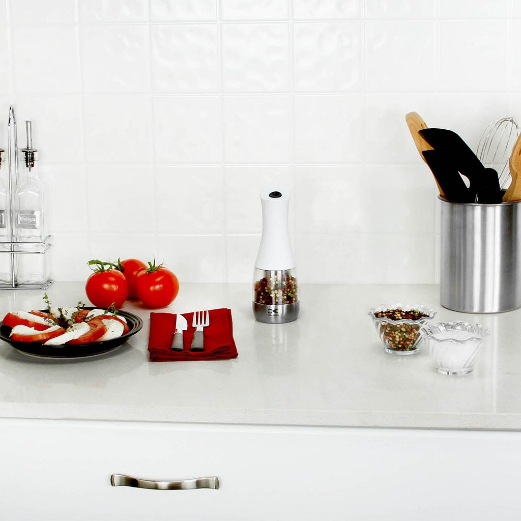 Kalorik Contemporary Electric Salt & Pepper Grinder