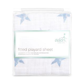 aden by aden + anais Muslin Playard Sheet