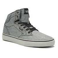 Vans Winston Rock Men's High-Top Skate Shoes
