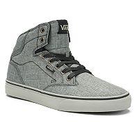 Vans Winston Rock Men's High-Top Skate Shoes