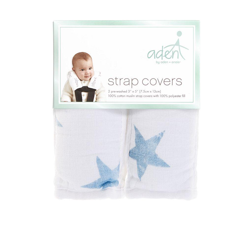 aden by aden + anais Muslin Strap Cover Set