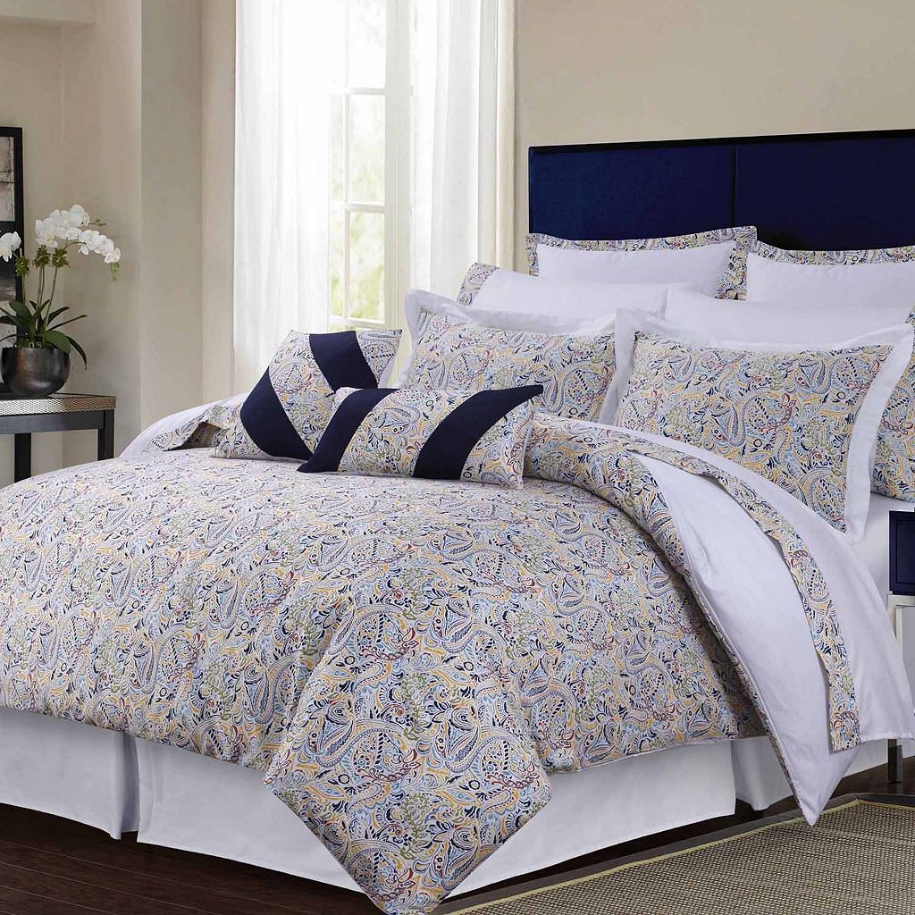 Fiji Cotton 12-piece Bedding Set
