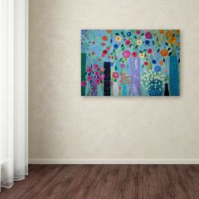 Trademark Fine Art Magical Canvas Wall Art