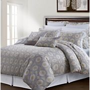 Maldives Cotton 12 pc Bedding Set