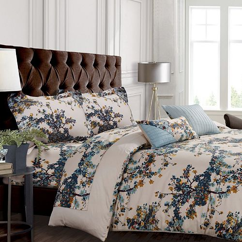 Casablanca Cotton 12-piece Bedding Set