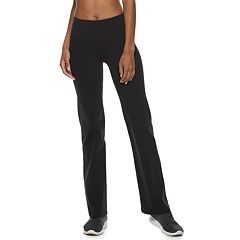 Women's Tek Gear® Shapewear Flared Workout Pants