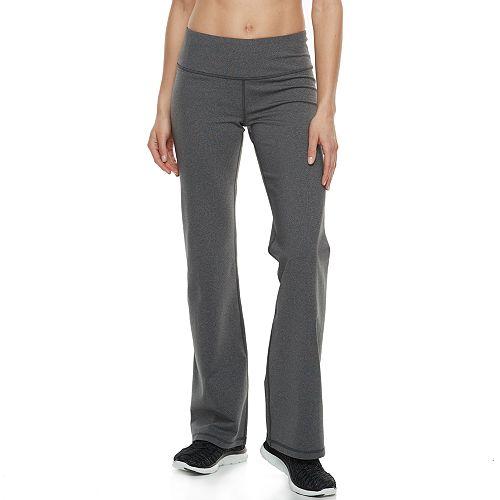 9415108f1adb9 Women s Tek Gear® Shapewear Flared Workout Pants