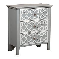 Prescot 3-Drawer Storage Dresser