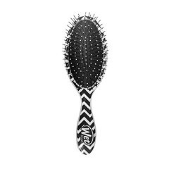 Wet Brush Detangler Zigzag Hair Brush