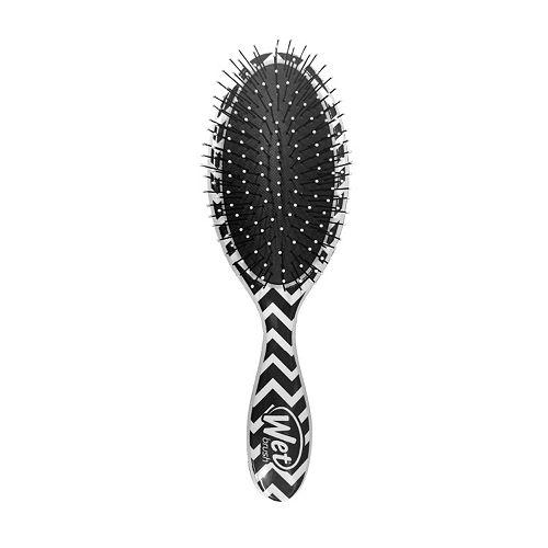 Wet Brush Detangler Zigzag Hair Brush